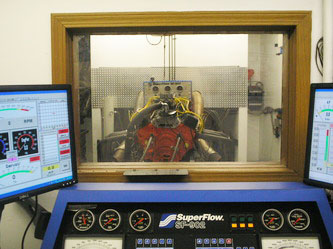 Superflow Engine Dyno Test Facility Engine Dyno Tuning