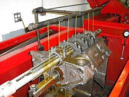 Engine Block Line Honing