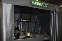 Magnuflux Stationary Magnetic Particle Inspection Mahine